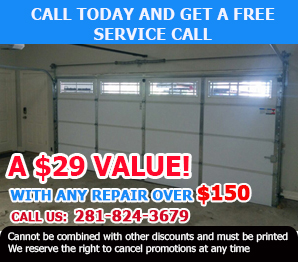 Garage Door Repair Westwind Houston Coupon - Download Now!